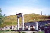Пантикапей (античные руины)