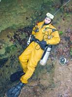 Марта у Подземного озера
