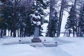 В Березово памятник князю А.Д. Меньшикову