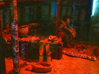 Экспозиция в музеи Берёзово