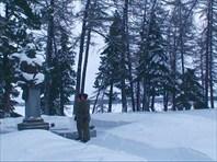Березово памятник князю А.Д. Меньшикову