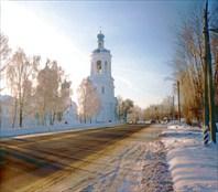 Село Боголюбово (Владимирская обл.)-Московская область