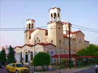 Храм Св.Иоанна Русского на Эвбеи