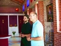 в храме Св. Климента