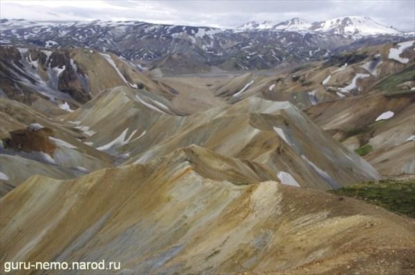 Холмы Uppgonguhryggur