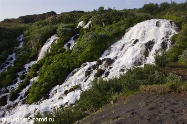 Водопад Holmarfossar