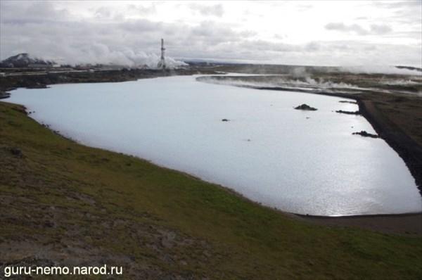 Голубая лагуна Reykjanes