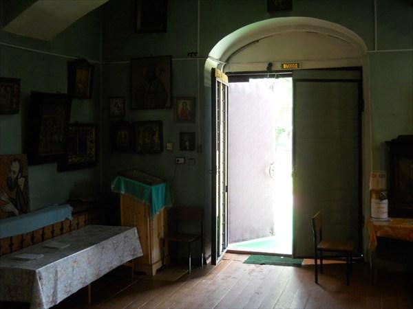 Казанская церковь-вход