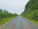 Дорога на Вяжищи