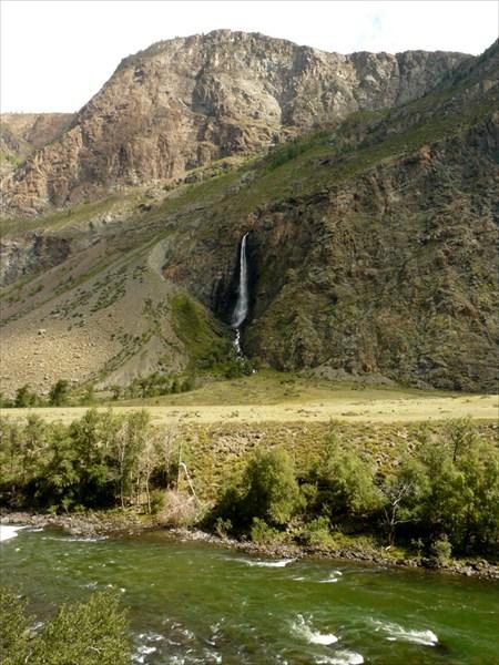 Долина р. Чулышман