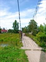 Мост в с. Красногорское