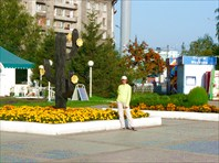 В Новосибирске-город Новосибирск