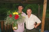IMG_0315  Подарочный букет Иваныча- горный инженер Кузбасса.
