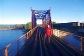 Мосты через Суну