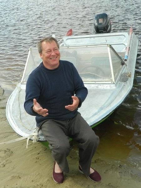 Юрий Давыдков, мастер своего дела.