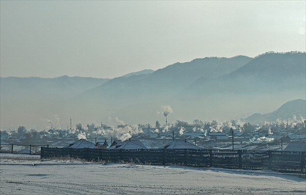 Утренние дымы