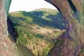 `Келья` смотрит на северную оконечность Неба