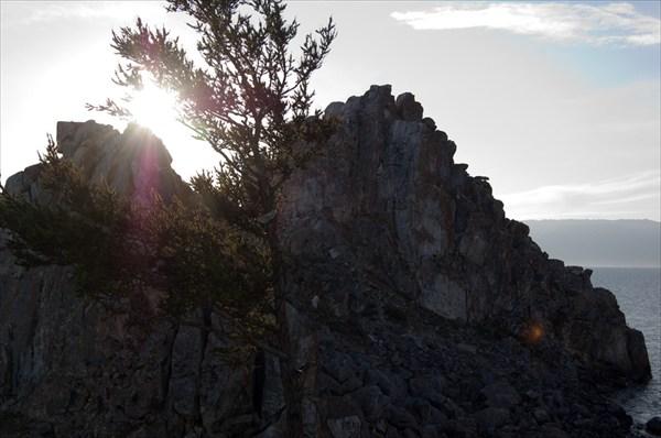 Гора Шаманка