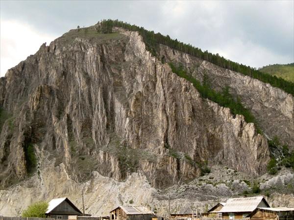 Гора в Бугульдейке