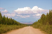 Дорога на Таловку