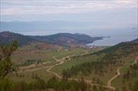 Вид на Залив Мухур