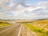 На Черноруд путь