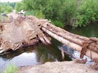 Второй разрушенный мост