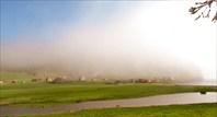 Туман пришел с Байкала