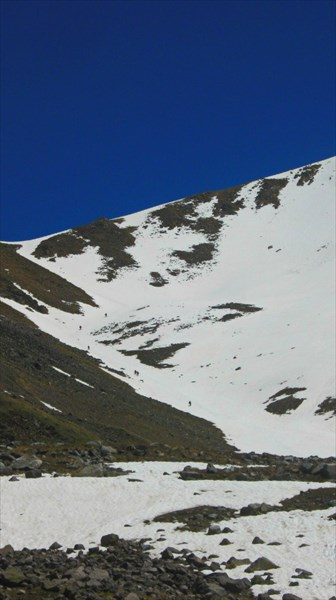 Перевал Сылтран.