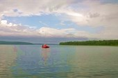 Курминский залив