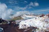На склонах Эльбруса