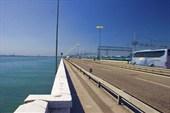 Мост от Местре до Венеций