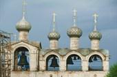 Малиновый звон Ростовской звонницы