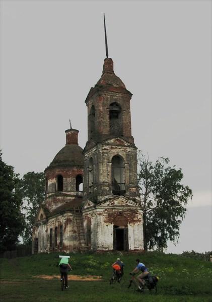 Церковь в Матвеевском