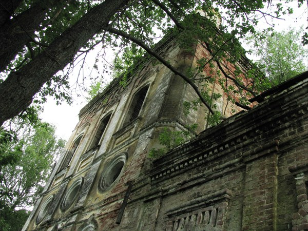Церковь в Талицах