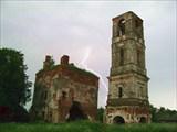 Церковь в Никольском