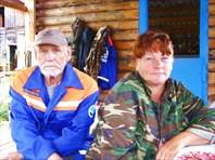 Метеостанция Усть-Дикимдя, Нина и Анатолий Владимирович