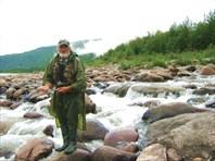 Рыбалка на Нижнем Чокчое