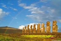 Чили 2008. Остров Пасхи, Огненная Земля, Патагония.