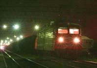ночью в Волховстрое 2