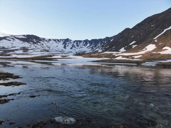 Озеро Колокольня