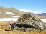 Перекус у камня