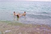 Звездочка на Мертвом море