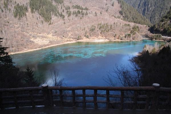 Озера Дзючжайгоу