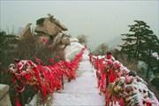 Перевал Золотых Замков в плохую погоду