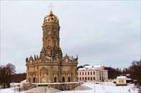 Церковь Знамения Пресвятой Богородицы и усадьба Дубровицы