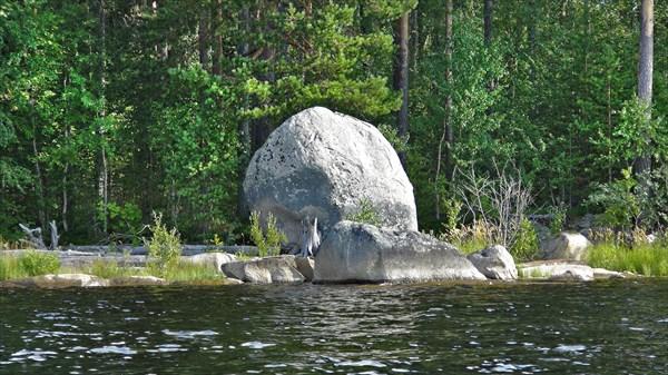 Камень - великан