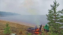 Туманное Сумозеро
