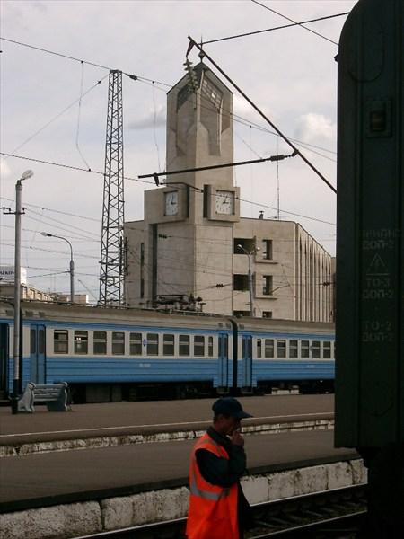 Всё тот же вокзал ;-)