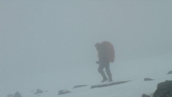 на фото: На пути к вершине